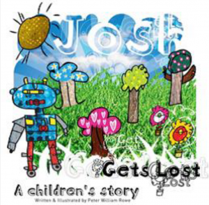 Josh Gets Lost, children's story by Peter Rowe