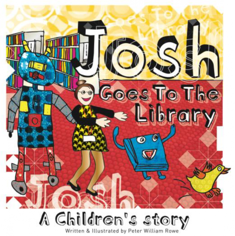 Josh Goes to the Library by Peter Rowe