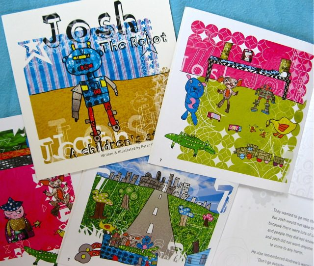 Book bundles for childrens books by Peter Rowe