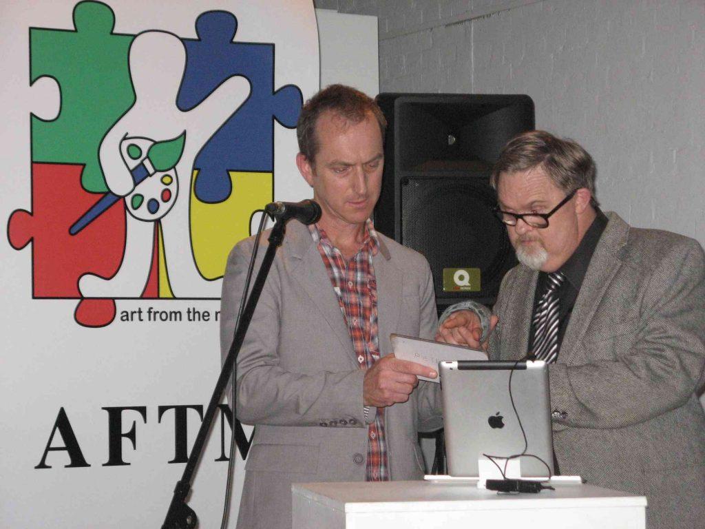 Peter Rowe, presentations